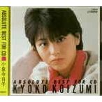 ABSOLUTE BEST for CD / 小泉今日子[CDアルバム・ミニアルバム]