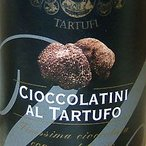 黒トリュフチョコレート  200g 約45粒 イタリア産 ウルバーニ社  12月初旬入荷予定