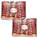 特選スライス豚バラ肉の燻製[01s]180g〜200g×2パック