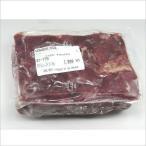 鹿肉のグーラッシュ (煮込み用肉) 1Kg (凍)