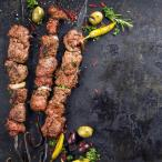 フランス産マトン(ロックフォール用)テンダーロイン/ヒレ肉 約300g(2本入り)アロッスティチーニ(羊串)に最適
