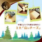サヴァオ地方で作られる、3大「山のチーズ」セット(コンテ80・アボンダンス80・ボフォール80) 毎週水・金曜日発送
