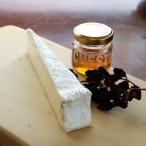 白カビ チーズと枝付レーズンのプレゼントセット(ブリードモー・ランゲリーノ、ブリアサバランから)リボン付き 送料無料 毎週火・木曜日発送