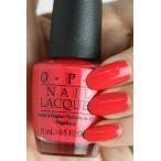 【50%OFF】OPI(オーピーアイ)  NL-H61 Red Lights Ahead...Where? (レッド ライツ アヘッド ホウェア?)