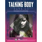 [取寄対応] 《楽譜》 Talking Body | トーヴ・ロー | Tove Lo  [ピース]