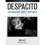 [取寄対応] 《楽譜》 Despacito | ルイス・フォンシ&ダディ・ヤンキー | Luis Fonsi ・ Daddy Yankee, featuring Justin Bieber  [ピース]