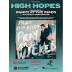 取寄 楽譜 High Hopes | パニック・アット・ザ・ディスコ | Panic! At The Disco  ピース