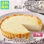 チーズアントルメ7号 送料無料 丸安田中屋 ホワイトデー 母の日 誕生日 ギフト
