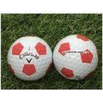 ゴルフボール ロストボール Callaway キャロウェイ CHROME・SOFT  2020年モデル ホワイト/レッド 1球 S級