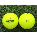 ゴルフボール ロストボール 本間ゴルフ HONMA D1 2018年モデル イエロー 1球 B級