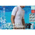 Yahoo!作業服の店 オーツカAT:664-15 コンプレッション半袖クルーネックシャツ汗染み出来ず着心地も快適サラサラ