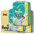 パンパース(Pampers) 【ケース販売ウルトラジャンボ】パンパース さらさらケア パンツ/Mサイズ パンツ/Mサイズ