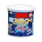 アサヒペン 水性スーパーコート/0.7L ブルーグレー ブルーグレー