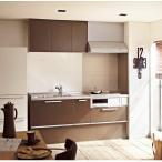 システムキッチン クリナップ ラクエラ(rakuera)  基本プラン 標準仕様 食器洗い乾燥機なし