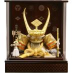 五月人形 「武田信玄 御兜」アクリルケース飾り(18A-51)