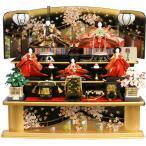 雛人形 天使の十二単衣 三段飾り 千匠作「雛ごよみ」45A-20