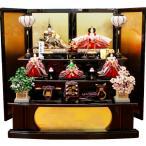 雛人形 千匠作 京都西陣織 三段飾り 42A-3