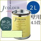 【塗料 / ペンキ / ターナー色彩】Jcolour 2L[Brightシリーズ / モーニング リーフ]