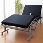 電動ベッド リクライニング 電動 WALTZ ワルツ 低反発メッシュ仕様 電動リクライニングベッド シングル 折りたたみ 収納式