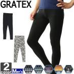 グラテックス /GRATEX メンズ 10分丈 レギンス  3304 1704 男性 紳士