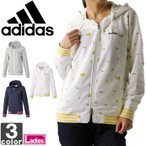 アディダス/adidas レディース ゴルフ JP SP フルーツ モノグラム フーデッド パーカー CCG68 1708 ウィメンズ 婦人