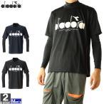 テニスウェア ディアドラ DIADORA メンズ DTP9520 インナーセット 2008 半袖Tシャツ 2点セット ゆうパケット対応
