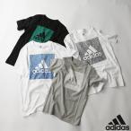 Tシャツ アディダス adidas ジュニア キッズ GUW23 マストハブ バッジ オブ スポーツ ボックス 半袖Tシャツ 2007 トップス ゆうパケット対応