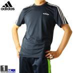 Tシャツ アディダス adidas メンズ GVD29 デザインド トゥ ムーブ 3ストライプス 半袖Tシャツ 2007 シャツ トップス ゆうパケット対応