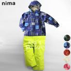 スキーウェア ニーマ nima ジュニア キッズ JR-8053 スキースーツ 上下セット 2009 スキー服