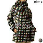ジャケット ニーマ nima レディース NB-1063 スノーボードジャケット 1910 スノボ アウター
