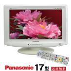 Panasonic17型液晶テレビTVアンテナ線付TH-L17X10PS中古j1705 tv-074