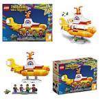 【新品/在庫あり】レゴ 21306 アイデア イエローサブマリン