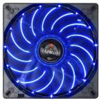 【新品/取寄品】PCケースファン T.Bアポリッシュ14cm ブルー UCTA14N-BL