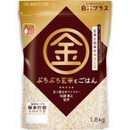 【新品/取寄品】【通販限定】神明 ぷちぷち玄米とごはん 1.8kg