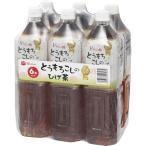 【新品/取寄品】【通販限定】アイリスオーヤマ とうもろこしのひげ茶 1500ml×6本