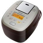 パナソニック 可変圧力IHジャー炊飯器 SR-PA186-T 炊飯器