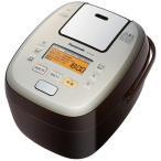 パナソニック 可変圧力IHジャー炊飯器 SR-PA187-T 炊飯器