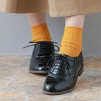 ショッピングアップシューズ レースアップシューズ おじ靴 マニッシュ 歩きやすい ブラック ウィングチップ メンズライク ローヒール 送料無料 12/20 9:59マデ 3,890円 pre