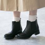 レディース ブーティー ショートブーツ ラグソール サイドゴア ブーツ 防寒 大きいサイズ 小さいサイズ 送料無料 1/27 12:59マデ 3,799円 pre