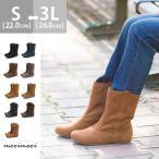 Boots - ブーツ レディース ショートブーツ ペコスブーツ調 ぺたんこ 送料無料 3/1 9:59マデ 2,499円 pre