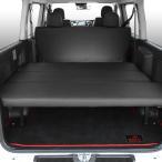 200系 ハイエース 1型 2型 3型 4型 バン 標準 リクライニング 機能付き 黒 レザー ベッド キット