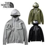 THE NORTH FACE ザ・ノースフェイス リアビューフルジップフーディ(メンズ) Rearview FullZip Hoodie  NT11930 2021春夏 スウェットパーカ