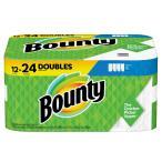 Bounty バウンティ ペーパータオル 2枚重ね110シート12ロール セレクトAサイズ Bounty キッチンペーパー Walmart