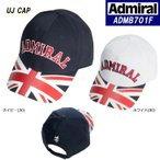 【ADMIRALアドミラル】【ADMB701F】【UJ_CAP】【ホワイト/ネイビー】小平智・堀琴音