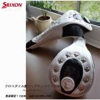 【SRIXONスリクソン/GGC-S123FL-FW】【150本限定クロコダイル調ヘッドカバー/FW用】【ブラック/ホワイト】