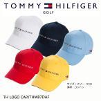【TOMMY_HILFIGERトミーヒルフィガー】【THMB7DAF】【TH_LOGO_CAP】