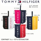 【TOMMY_HILFIGERトミーヒルフィガー】【THMG7SB8】【CONTRAST_SQUARE_ROUND_TOTE】