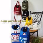【木の庄帆布/CLUBER_BASEターフエイドバッグ】【目土袋】【TURF_AID_BAG/ターフエイドバッグ】【スコップ付】