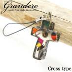 グランデーロ 南米ペルーから幸運のお守りグランデーロストラップ クロス キーホルダー ラッキーアイテム お守り 送料無料