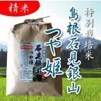 29年産 特別栽培米 島根石見銀山 つや姫 精米 5kg